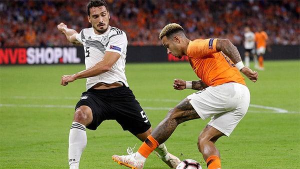 รีวิวเกม Holland 3-0 Germany 2018-2019