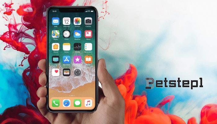 88betstep in iphone