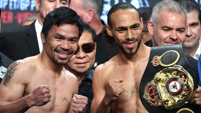 Manny Pacquiao Boxing Match