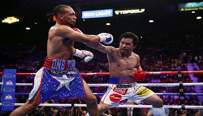 Pacquaio-Thurman
