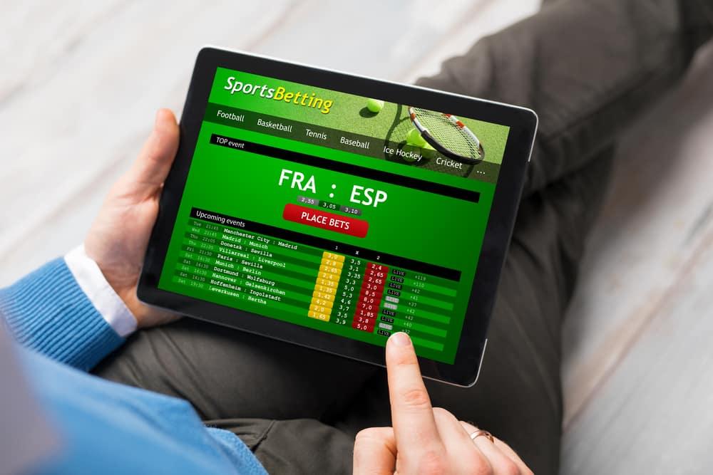 betting on football